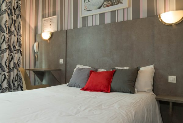 hôtel paris 20eme gambetta